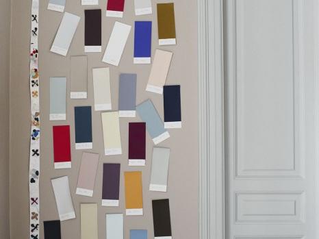 (flere) Farver på væggen
