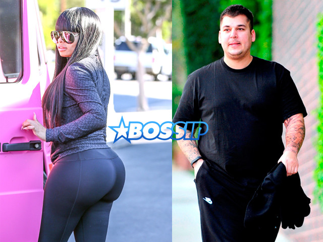 The Plot Thickens: Proud Blac Chyna Bae Rob Kardashian Fuels Rumor Mill … With Baby Plans?