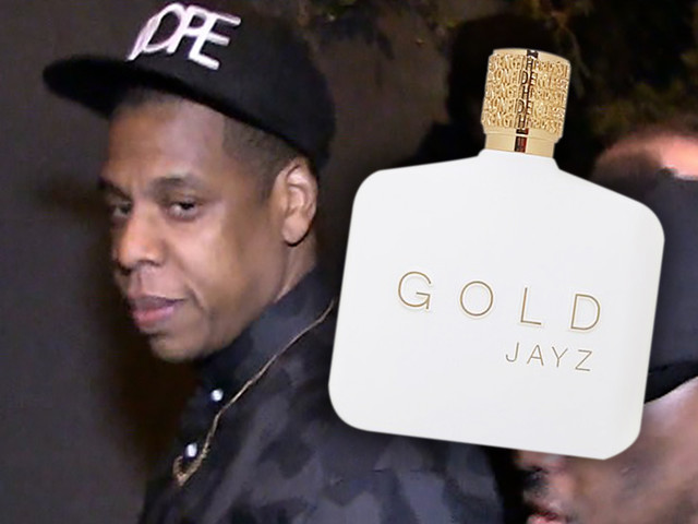 Jay Z -- He Stunk Up Our Biz Bad ... Perfume Co. Sues