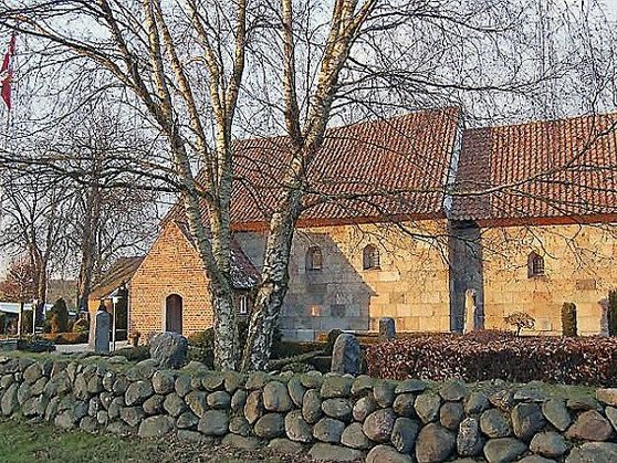Lysmesse i Lerbjerg Kirke
