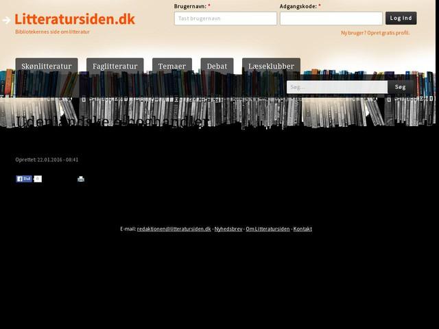 Udenlandske e-boghandler invaderer det danske marked