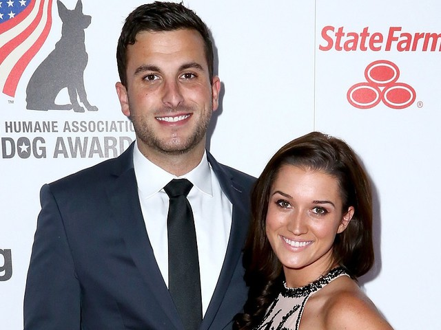 Bachelor in Paradise's Jade Roper and Tanner Tolbert Tie the Knot - See Pictures!