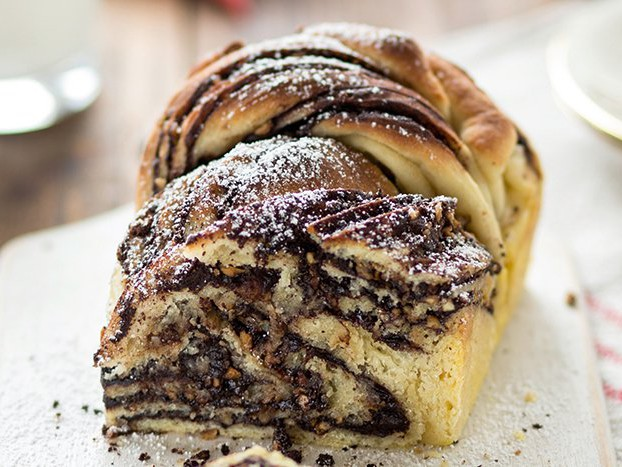 Holiday Recipe: Chocolate Babka