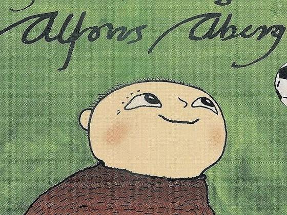 Alfons Åberg kommer i kød og blod