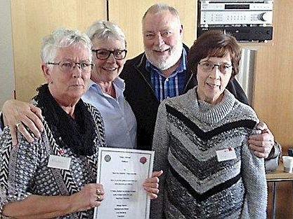 Gave: Penge til Røde Kors Café i Hammel