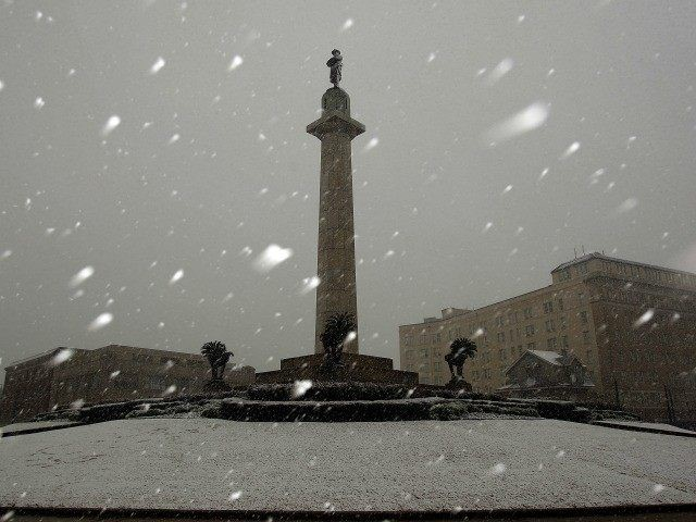 Historiske mindesmærker fjernes - politisk ukorrekte