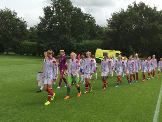U19-landsholdet spiller EM-kvalifikation i Jylland