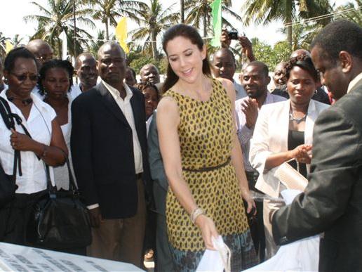 Kronprinsessen støtter svær kvindekamp