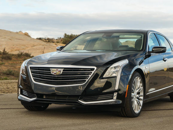 2016 Cadillac CT6 Release Date, Price and Specs - Roadshow