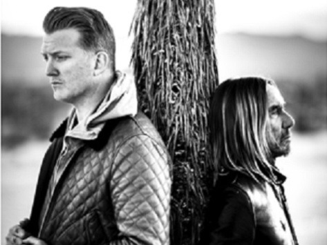 Iggy Pop shares first single from album recorded with Josh Homme