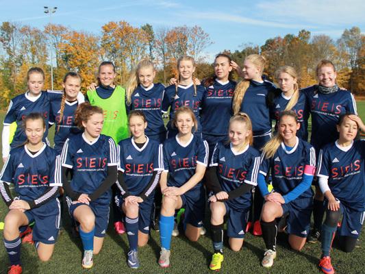 En dag på Sportsefterskolen Sjælsølund