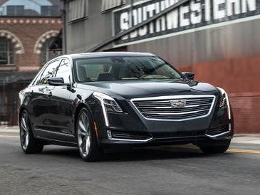 2016 Cadillac CT6 First Drive: Fab Ship, not Flagship