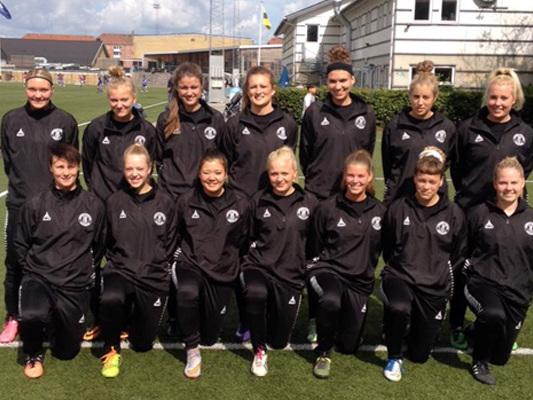 Frederiksbergs kvinder har kurs mod 1. division