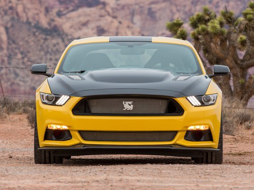 Netflix and Chili: Shelby Announces New Terlingua Mustangs