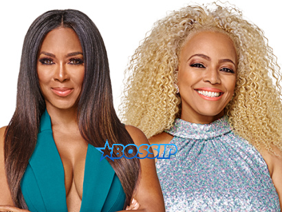Sit Down Hater! Kenya Moore Blasts Knifed Up Kim Fields For Her Shady 'Beatless Brunch' Disses