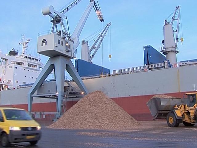 7.200 tons flis skal varme Randers op