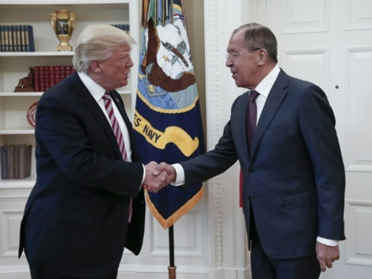 Trump rencontrera le chef de la diplomatie russe Sergueï Lavrov
