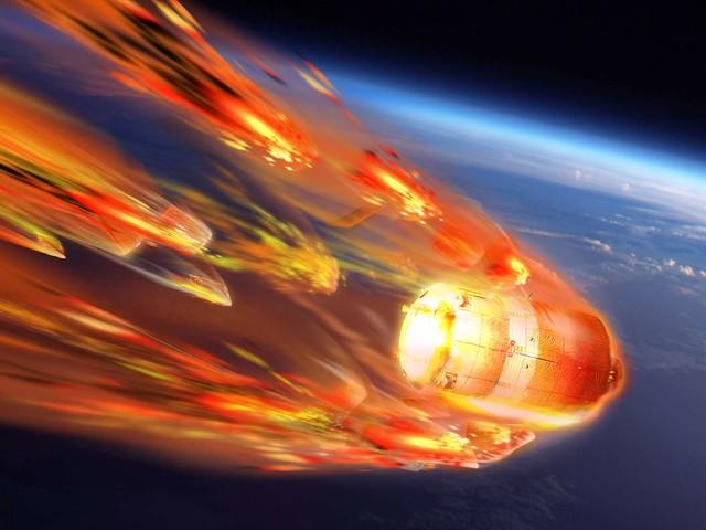 La station spatiale chinoise Tiangong-1 va retomber sur Terre sous contrôle