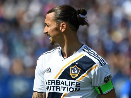 Foot - MLS - Zlatan Ibrahimovic confiant pour les play-offs