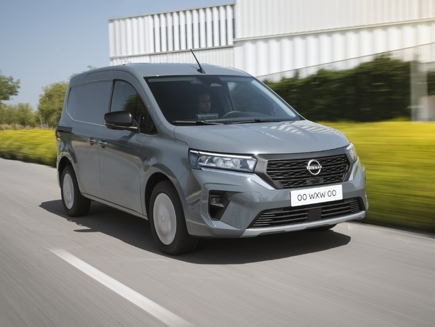 Présentation - Nissan Townstar: une première... sans Diesel