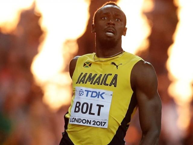Le Jamaïcain Usain Bolt aura marqué l'histoire de l'athlétisme