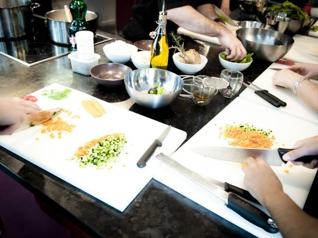 À table ! Des cours de cuisine sur votre iPhone avec cuisine visuelle