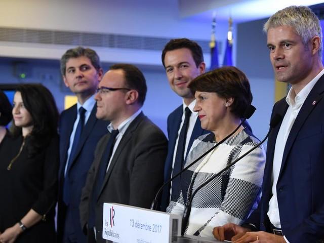 France: Laurent Wauquiez dévoile les premiers visages de son état-major