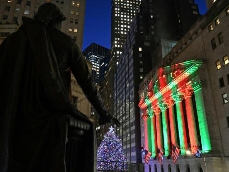 Wall Street en hausse à l'ouverture, poursuivant sa course aux records
