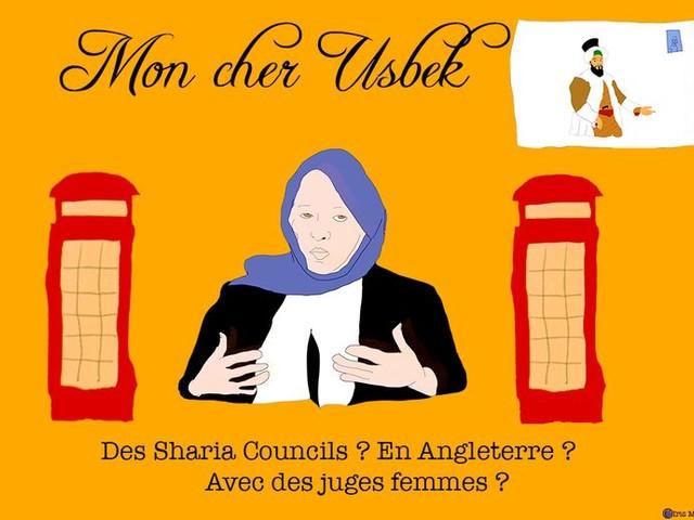 La France et l'Angleterre au bord de la crise de nerfs (2) : Sharia Councils, mode d'emploi