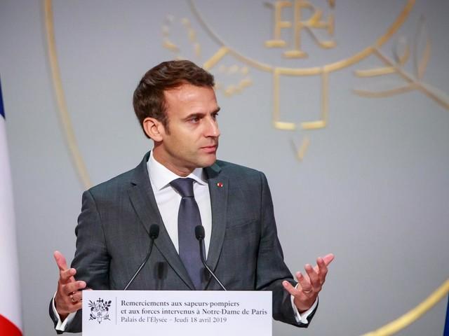 Emmanuel Macron : une conférence de presse pour lancer l'acte 2 du quinquennat?