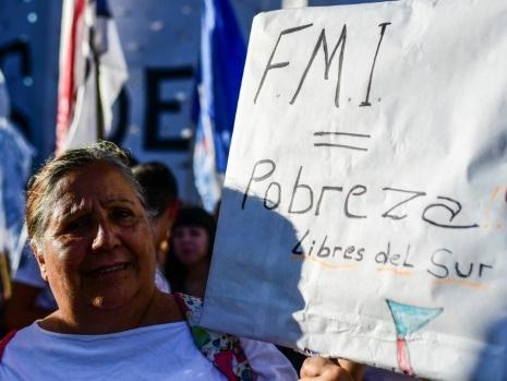 L'Argentine dans une course contre la montre pour renégocier sa dette