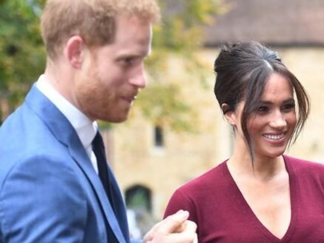 Meghan Markle et le prince Harry ne passeront pas Noël avec la famille royale