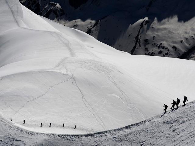"""L'alpinisme inscrit à l'Unesco: """"Ce n'est pas une médaille, c'est au contraire un commencement"""", pour le maire de Chamonix"""