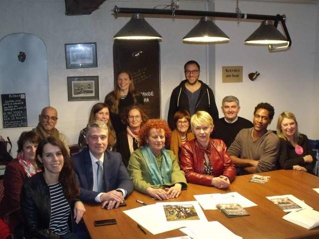 """Municipales 2020 : la gauche unie dans la liste """"Talence en transition"""""""