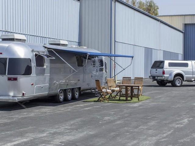 Le meilleur acteur d'Hollywood vend sa caravane Airstream et le pick-up qui va avec