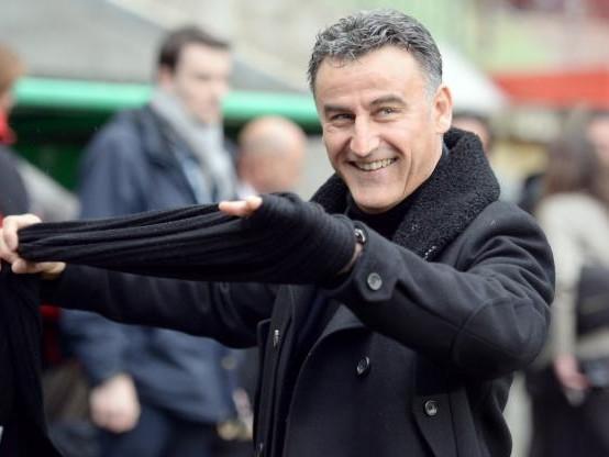 Foot - L1 - Christophe Galtier : «Je ne m'interdis rien»
