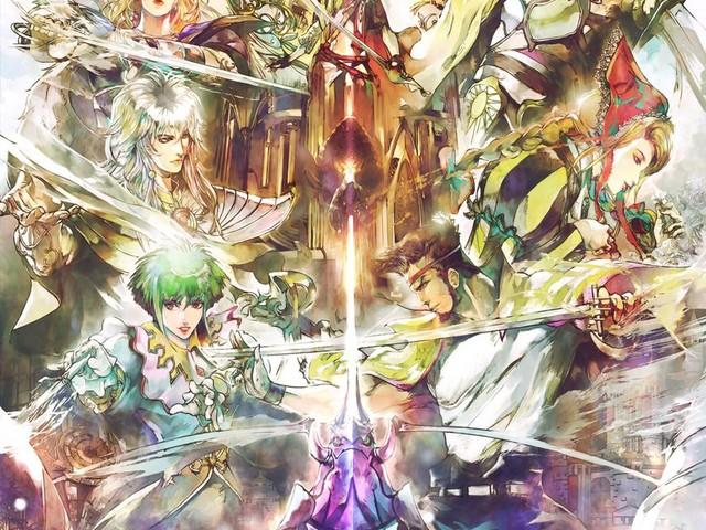 Gros succès au Japon, le jeu mobile Romancing SaGa Re;universe sortira dans le reste du monde