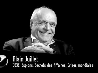 [Vidéo] Alain Juillet : DGSE, Espions, Secrets des Affaires, Crises mondiales, par Thinkerview