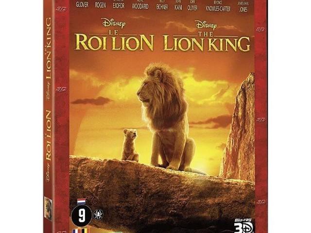 le Roi Lion en vidéo depuis le 22 novembre 2019
