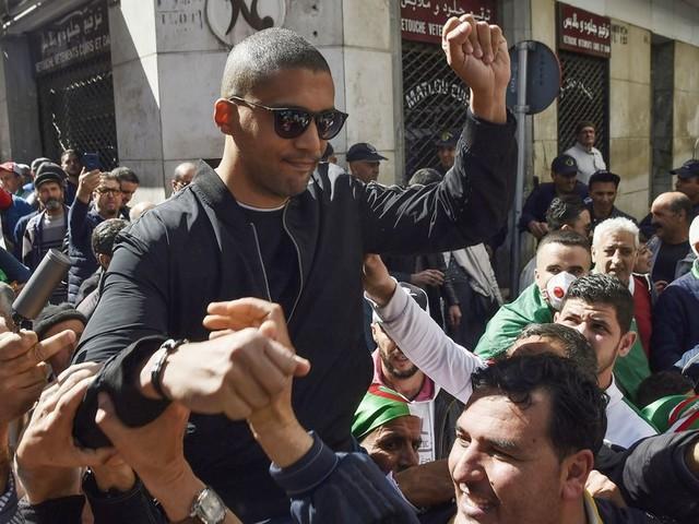 En Algérie, Khaled Drareni, journaliste, écope de trois ans de prison