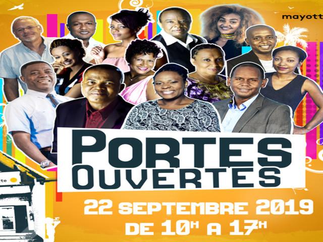 Journées Européennes du Patrimoine: Mayotte La 1ère ouvre ses portes
