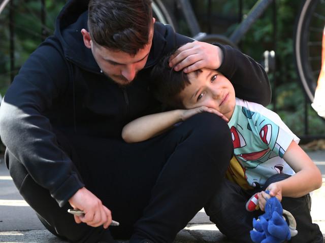 Les témoignages bouleversants des rescapés de l'incendie de la tour Grenfell à Londres (VIDÉO)