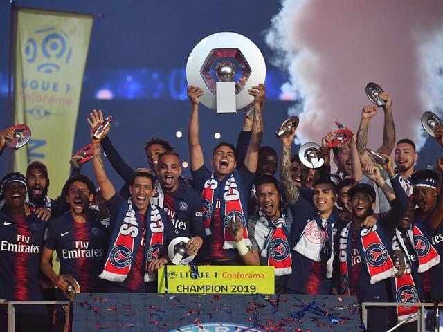 Une affiche Monaco-OL d'entrée, Paris débutera au Parc face à Nîmes