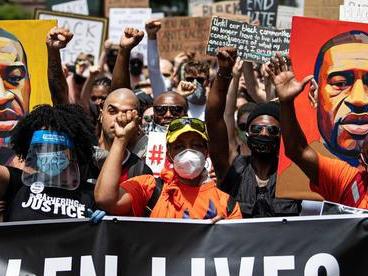 Editorial des bulletins d'entreprise - Des États-Unis au monde entier : à bas le racisme et les violences policières !