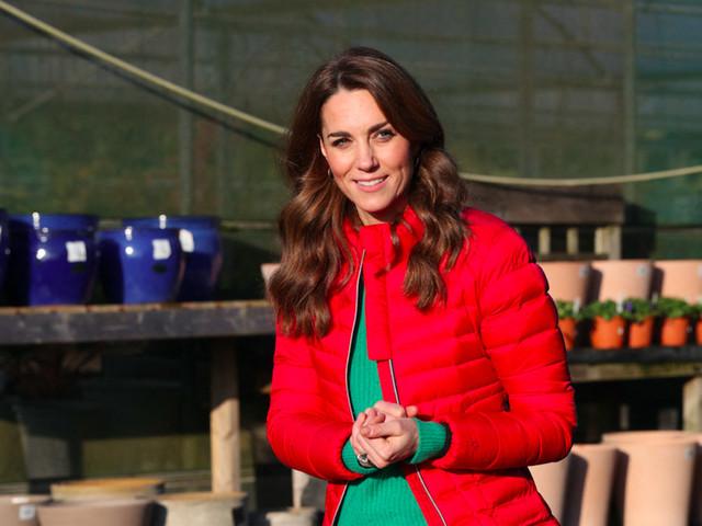 Kate Middleton au sujet de son fils Louis : « Il veut venir partout avec moi ! »