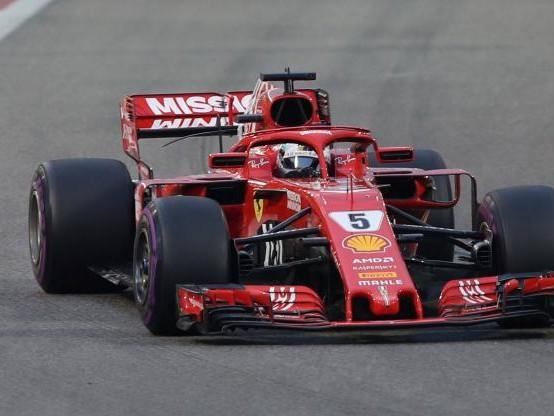 F1 - Essais - Essais hivernaux: Sebastian Vettel et Ferrari carburent