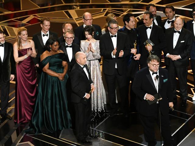 """Oscars 2018: le palmarès de la 90e cérémonie, """"La Forme de l'eau"""" triomphe"""