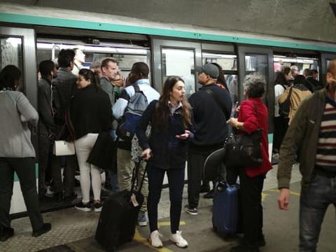 Grève SNCF et RATP: trafic normal ce jeudi, journée noire vendredi24janvier?