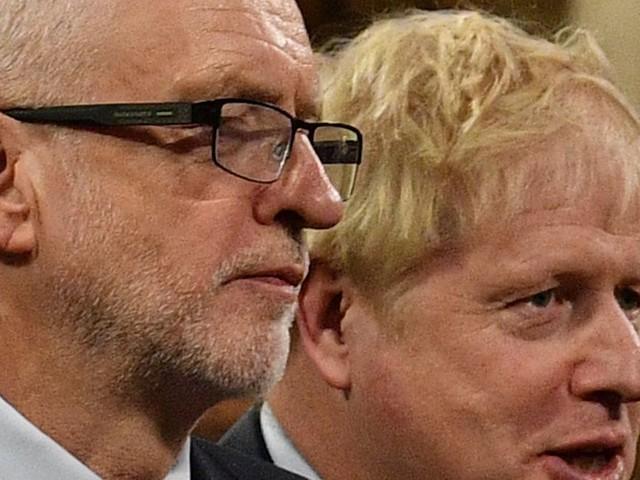 Johnson accuse Corbyn de faire diversion face aux accusations d'antisémitisme