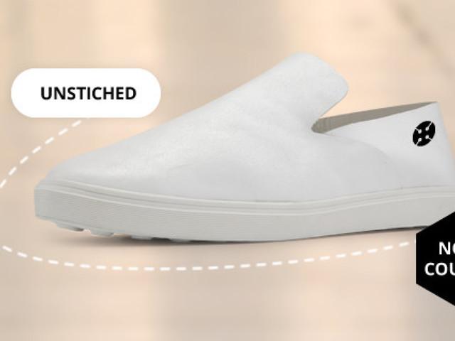 """""""Espahajj"""", la chaussure pour faire son pèlerinage dans les règles de l'islam"""